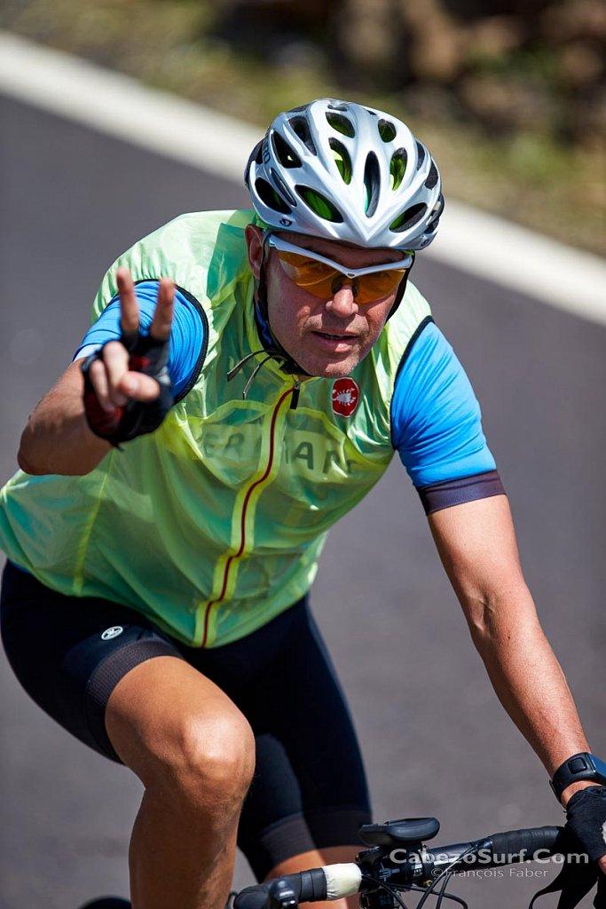 Cycling around Vilaflor