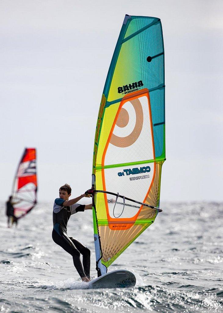 Go Windsurfing at El Medano beach