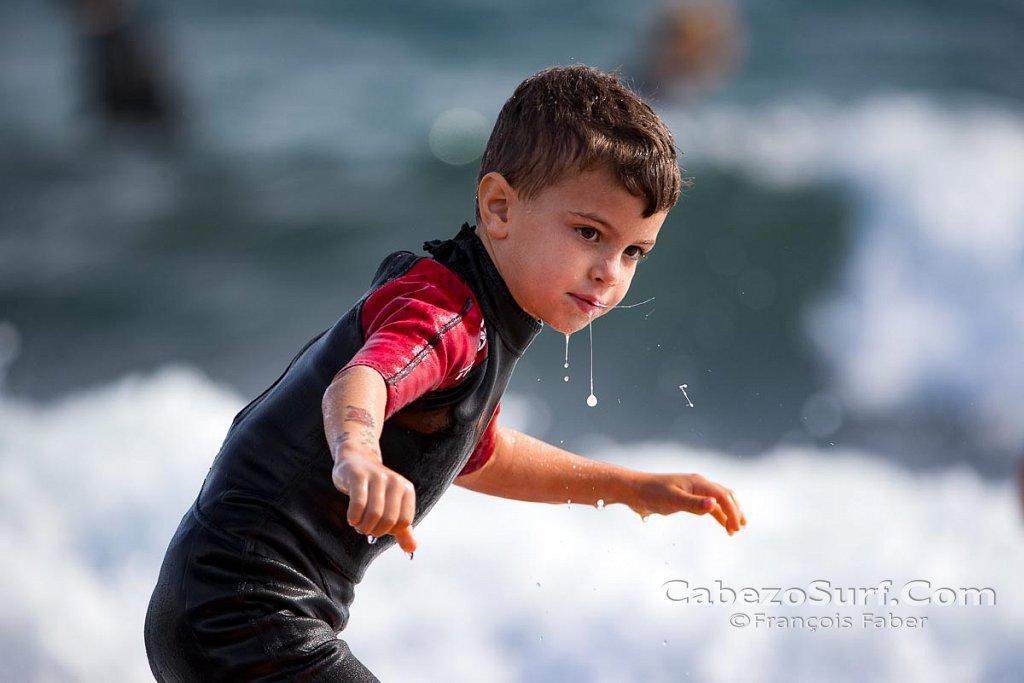 Go Surfing at El Medano beach